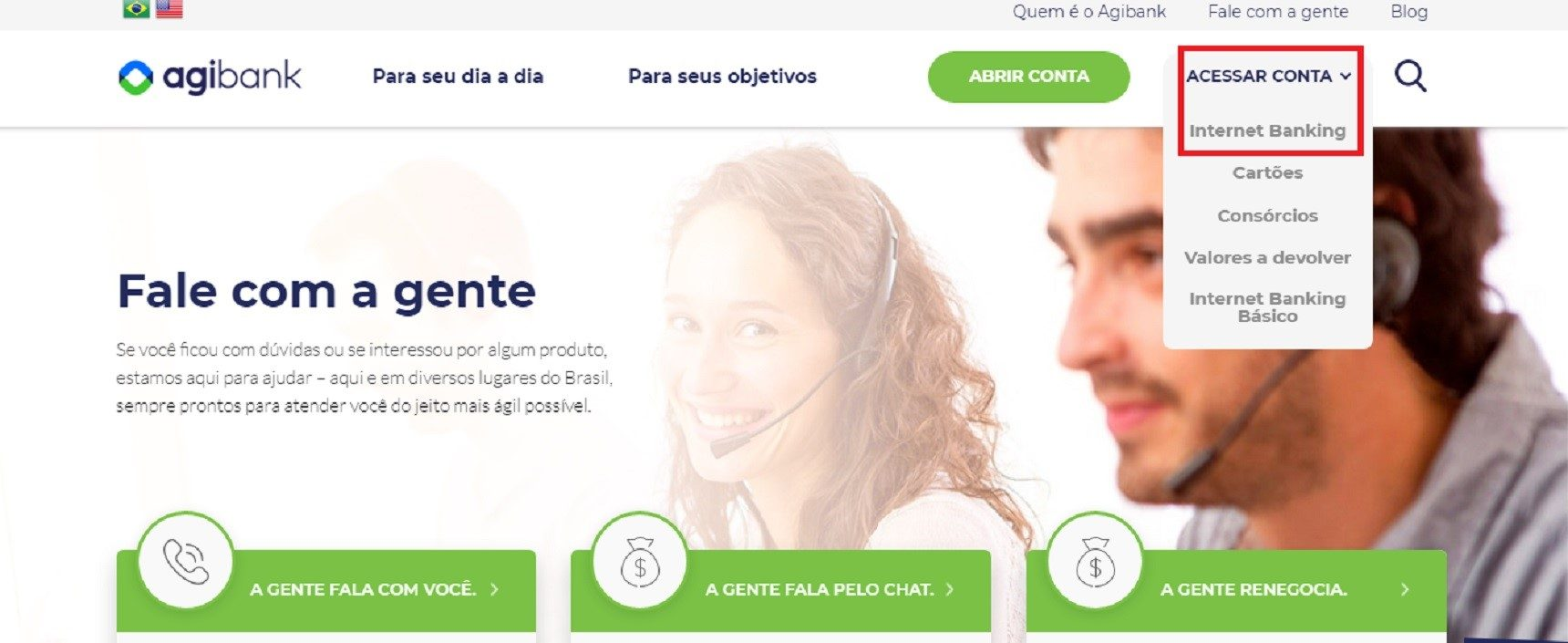 Como Consultar Meu Saldo No Agibank Internet Banking?