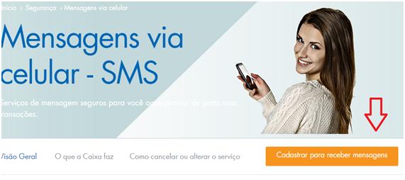 Como Consultar Saldo Conta Salário Da Caixa Por Sms?