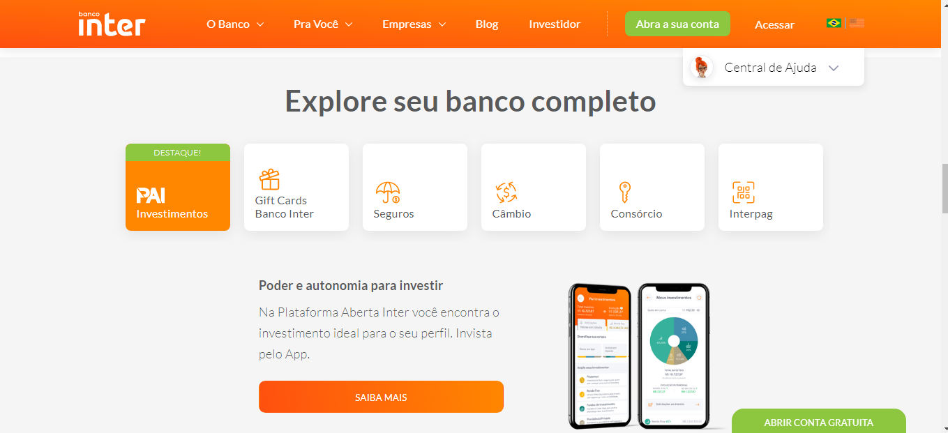 Como Saber O Numero Da Conta Do Banco Inter