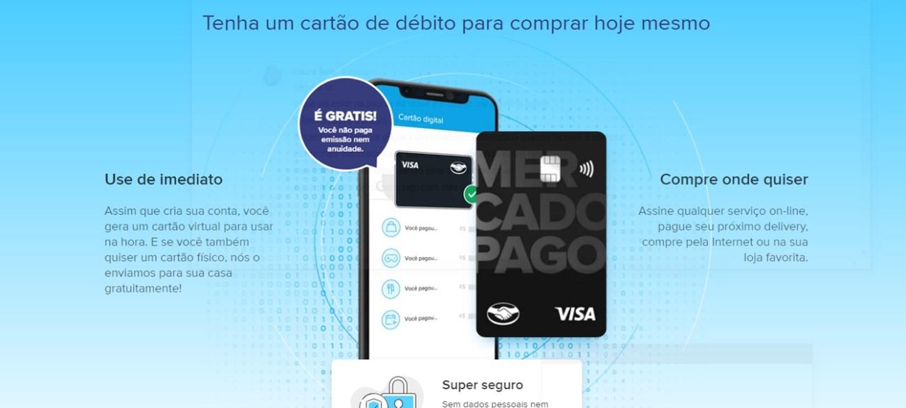 Como Solicitar Cartão Do Mercado Pago
