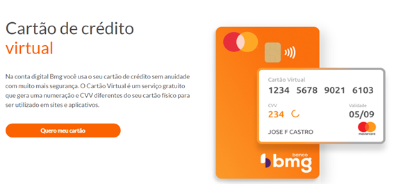 Como Solicitar Cartão De Crédito BMG Pela Internet